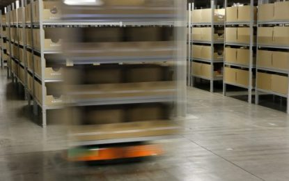 Five key trends in smart warehousing for 2021 and beyond