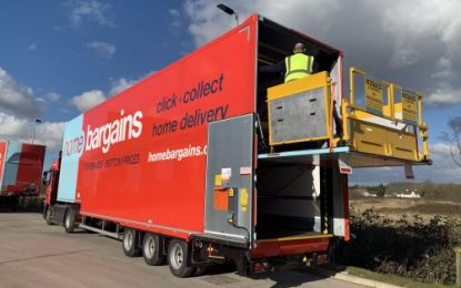 Home Bargains opt for British-built tail lifts from Access XL