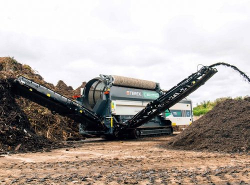 Terex Ecotec expands entry level end of its range of Trommel products