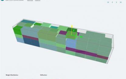 DB Schenker optimizes capacity utilization with new BinPACKER algorithm