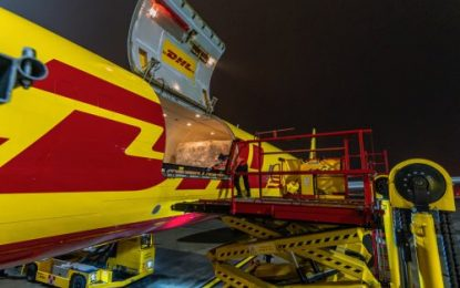 Deutsche Post DHL Group raises mid-term targets further after record earnings