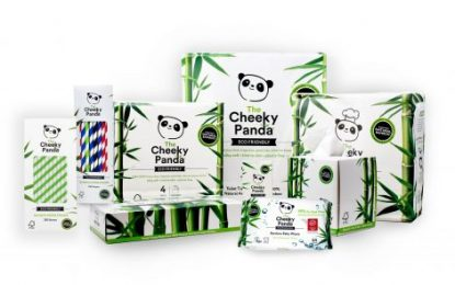 CHEP announces new contract with leading sustainable brand, The Cheeky Panda