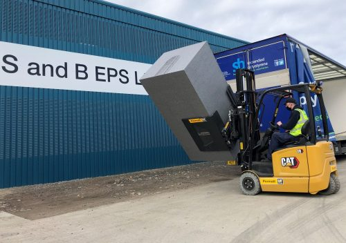 B&B Attachments provides handling solutions to S and B EPS