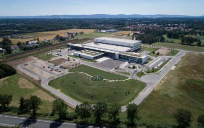 iF DESIGN AWARD 2021 distinguishing the European Distribution Center (EDC)