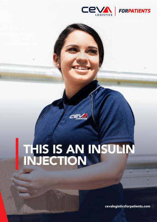 CEVA Logistics launches FORPATIENTS healthcare logistics sub-brand, new temperature-sensitive solution