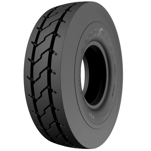 Goodyear introduces the all-new EV-4M port handler tyre