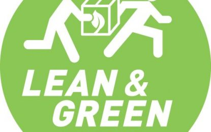 Joining Lean & Green puts CHEP Ireland on track to reduce CO2 emissions by 20% within 5 years