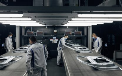 Volkswagen reduces the number of truck journeys to Zwickau e-location by 9,000