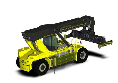 Hyster looks to electrify ports!