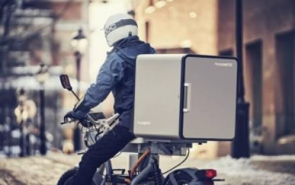 Dometic launches DeliBox, a game-changing solution for food delivery