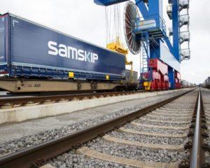Samskip Multimodal secures key approval to restart trailer transport by rail through Denmark