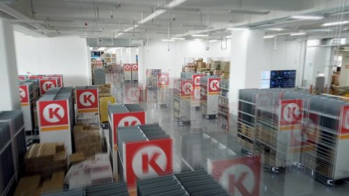 Geek+ and Circle K implement Asia's largest Smart Warehouse for Grocery Deliveries