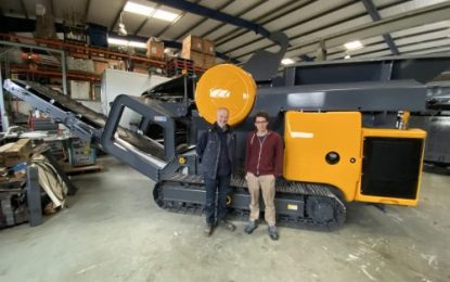 Collaboration Key to Contract with KrushTech: Donite Plastics manufactures parts for Galway company