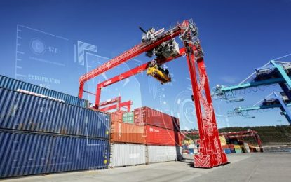 Kalmar's new-generation RTGs ready to enable productive eco-efficiency for container terminals