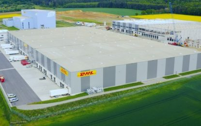 DHL expands pharma logistics capacity in Florstadt, Germany