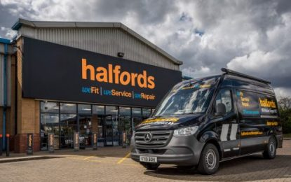 Halfords Implements Descartes' Last Mile Delivery Solution