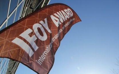 IFOY AWARDs 2021 The Winners are …..