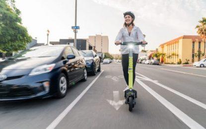 Superpedestrian's new Pedestrian Defense system for eScooter