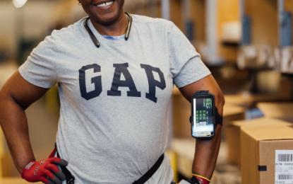 ProGlove at GAP Inc. – For Fast Omni-Channel Order Fulfillment