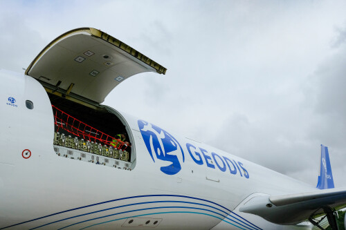 GEODIS expands AirDirect service between Europe & Asia with new route