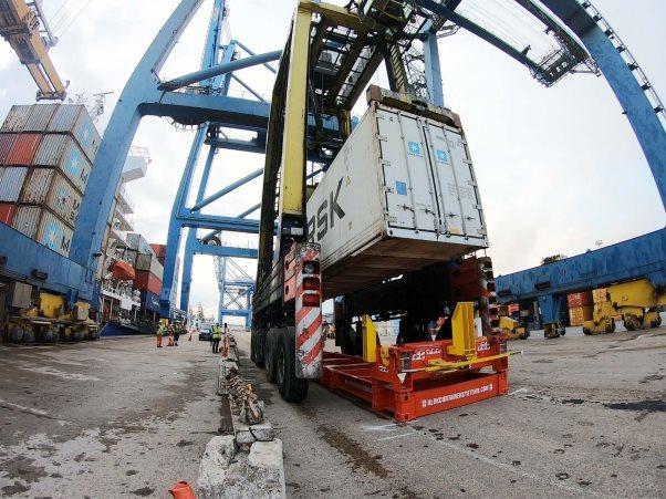 Improving crane efficiency