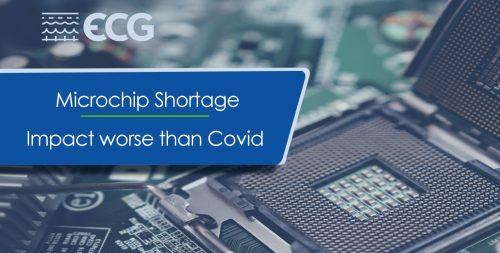 Microchip shortage – Economic impact worse than Covid – ECG/FVL