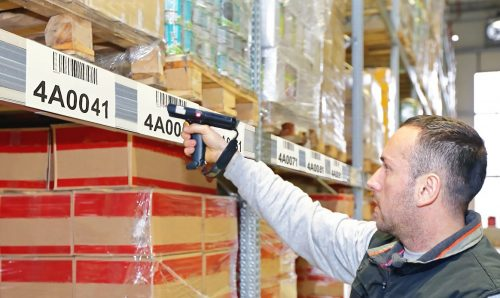 Extra-large ticket holders for shelving & racking labels from Beaverswood