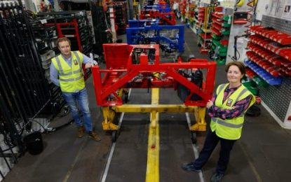 Hiab to Invest €50m to Develop Factory of The Future in Dundalk