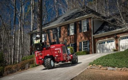 Large Moffett orders received by Hiab USA, increase in truck mounted forklift  manufacturing capacity